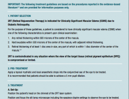 DME Treatment guidelines
