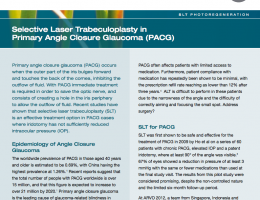 SLT Angle Closure Glaucoma